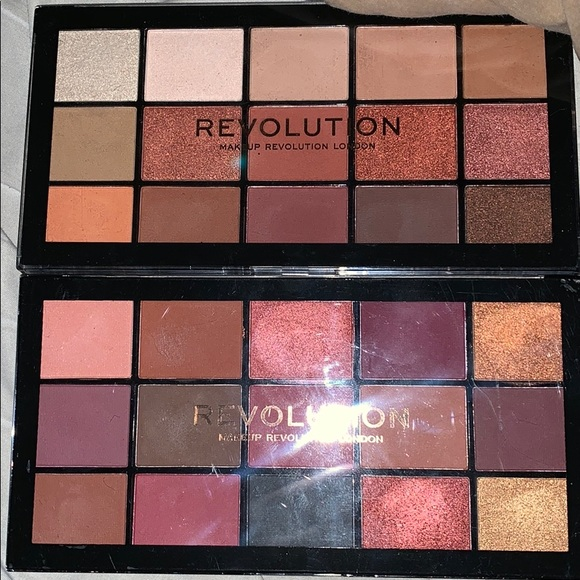 Makeup revolution single eyeshadow